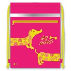 Феникс+ Мешок для обуви Такса 47013, розовый