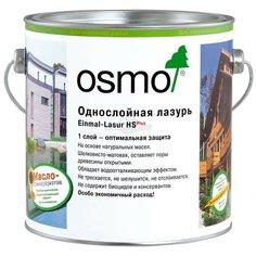 Масло и воск для дерева Osmo Однослойная лазурь для древесины, палисандр