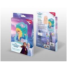 Набор для творчества LORI Роспись по дереву Игрушка-сувенир Disney Эльза Фнд-013