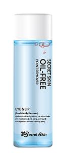 Средство для снятия макияжа Secret Skin Oil-Free Point Remover Eye & Lip 100 мл