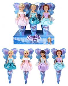 Кукла Funville Sparkle Girlz в рожке 24112 в ассортименте