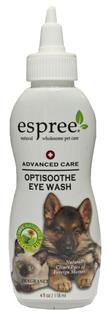 Лосьон для очищения глаз кошек и собак Espree Optisoothe eye wash, 118 мл
