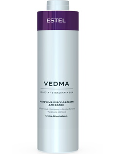 Бальзам-блеск Estel VEDMA - для волос, молочный 1000 мл