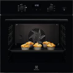 Встраиваемый электрический духовой шкаф Electrolux OED5C50Z Black