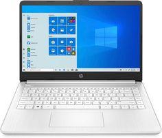 Ноутбук HP 14s-dq2004ur White (2X1N7EA)