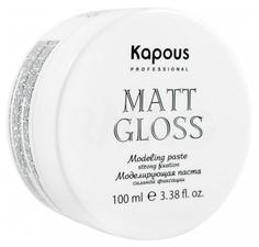 Средство для укладки волос Kapous Matt Gloss 100 мл