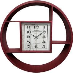 Настенные часы, Galaxy, 80x11x80см, DA-001 Red