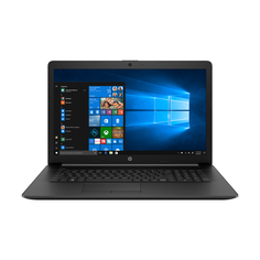 Ноутбук HP 17-by2019ur Black (22Q63EA)