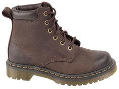 Ботинки женские Dr. Martens 45054 коричневые 36 RU