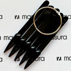 Палитра Masura стилет на кольце, черные