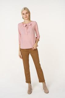 Блуза женская adL 11527538002 розовая 46 RU