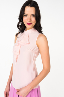 Блуза женская adL 11531850000 розовая 42 RU