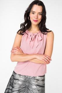 Блуза женская adL 11526886006 розовая 40 RU