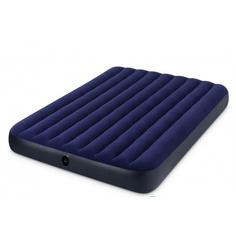 Надувной матрас Intex 64759 Classic Downy Airbed Fiber-Tech 203 х 152 х 25 см