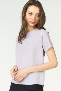 Блуза женская adL 11524788011 фиолетовая 44 RU