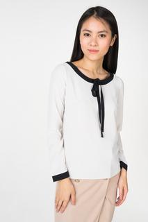Блуза женская adL 11532292000 белая 44 RU