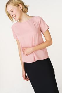 Блуза женская adL 11524788011 розовая 44 RU