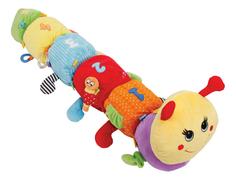 Развивающая игрушка Happy Snail Гусеница Мари Gulliver