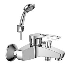 Смеситель для ванны Rossinka Silvermix T40-31 хром