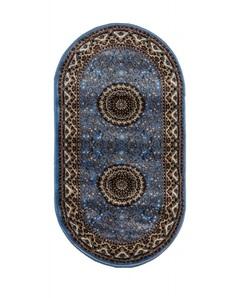 Ковер цвет голубой 60 x 110 арт. УКВ-0623 Kamalak Tekstil
