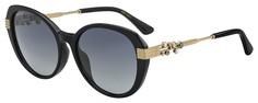 Солнцезащитные очки женские Jimmy Choo ORLY/F/S, серые/черные