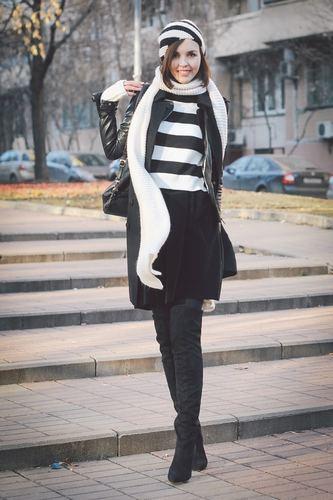 Модный лук