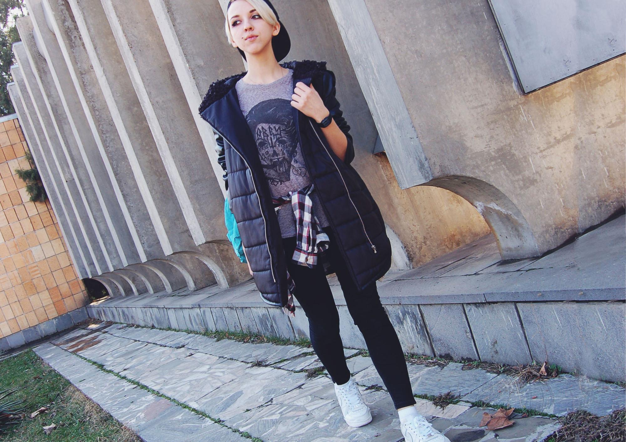 Фото Спортивный стиль Осень от Ольга Трофимова