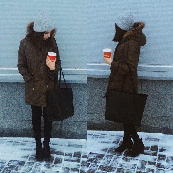 февральский холод