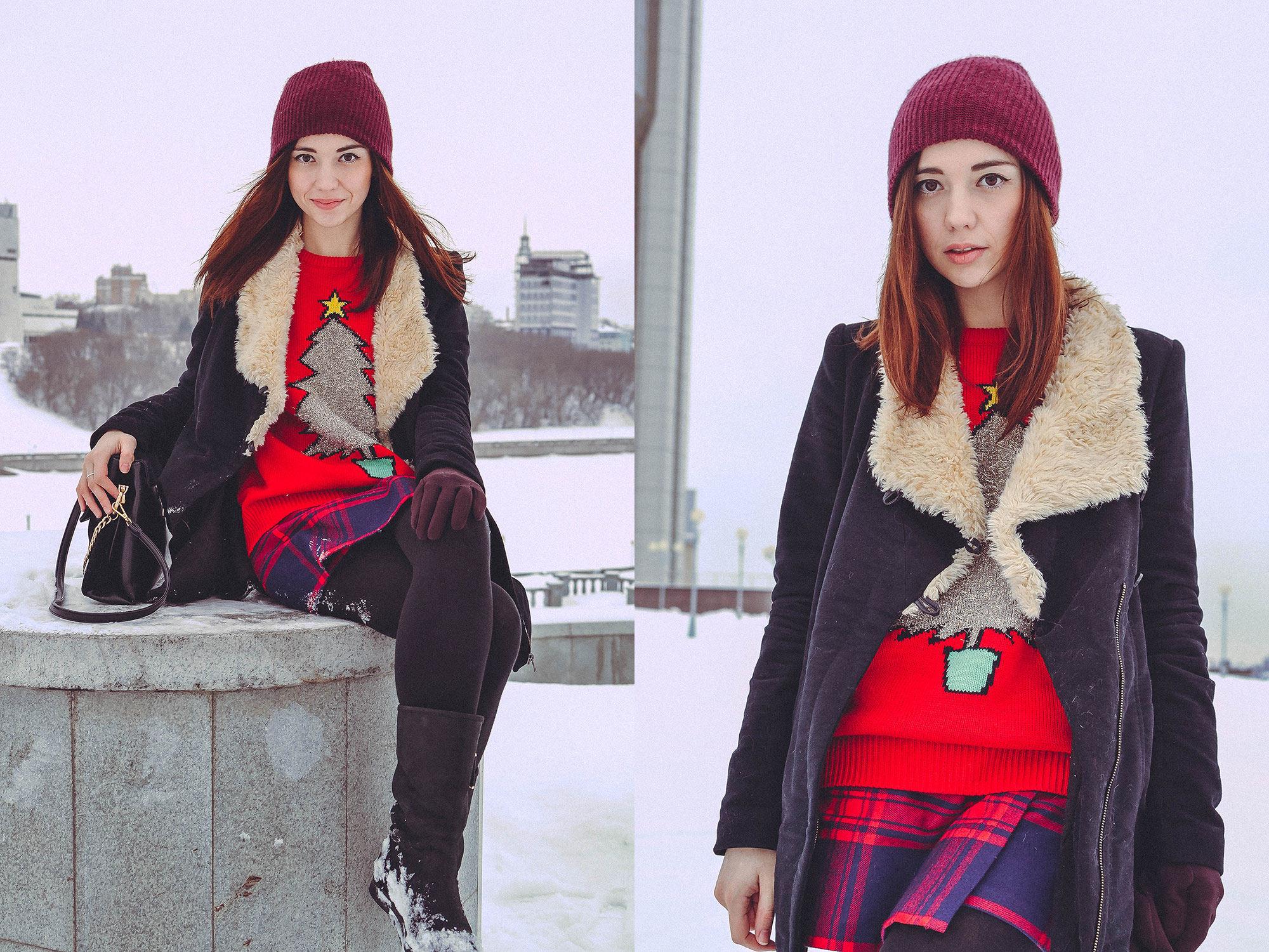 Фото Спортивный стиль Зима от Анастасия Бруснигина