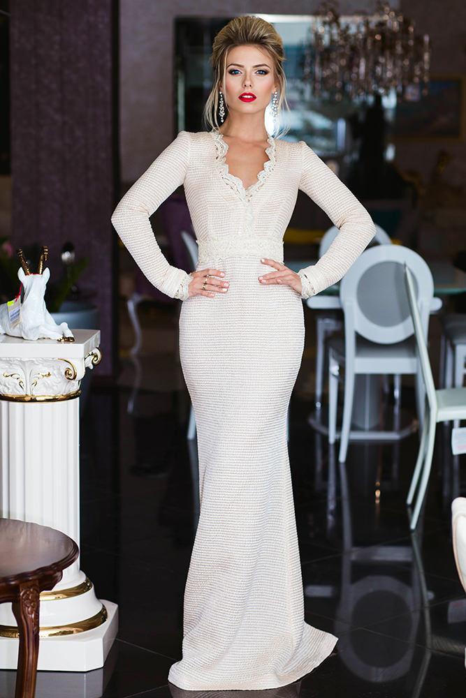 Шикарное платье из итальянского жаккарда