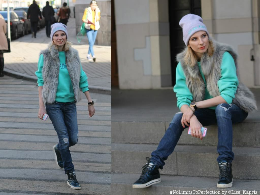 Moscow Fashion Week Day 3