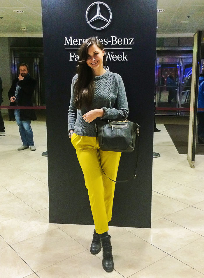 My Look for MbfwRussia Day#2