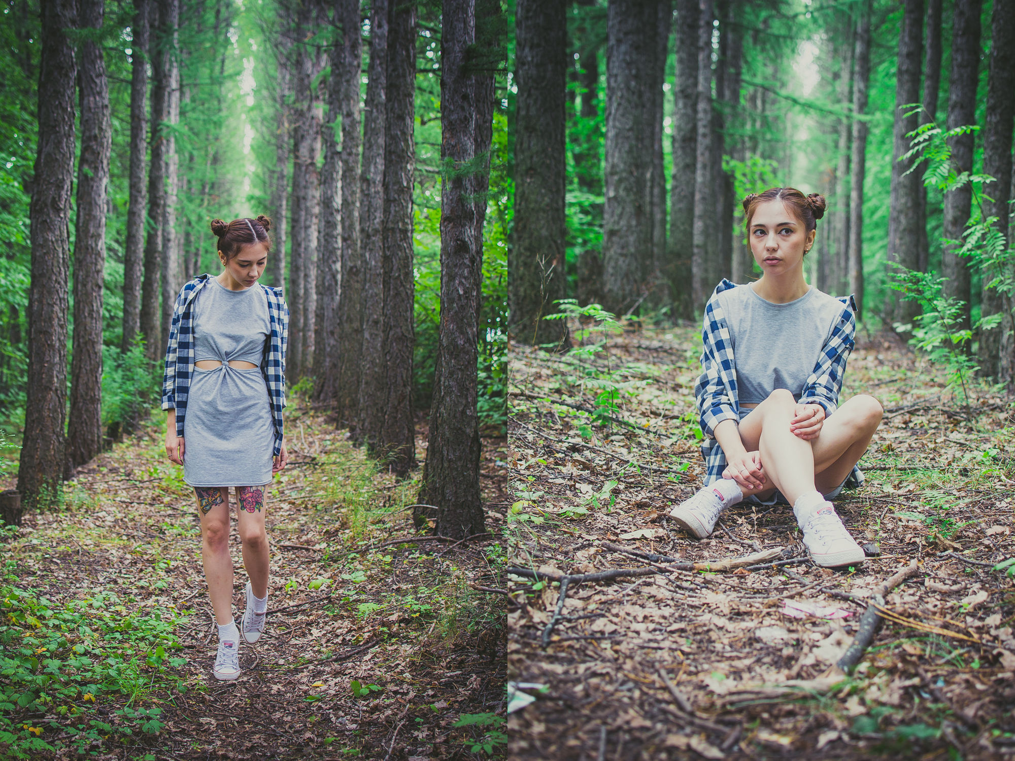 Ничего кроме леса