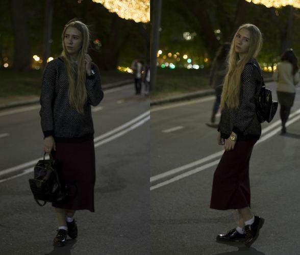 cold summer night