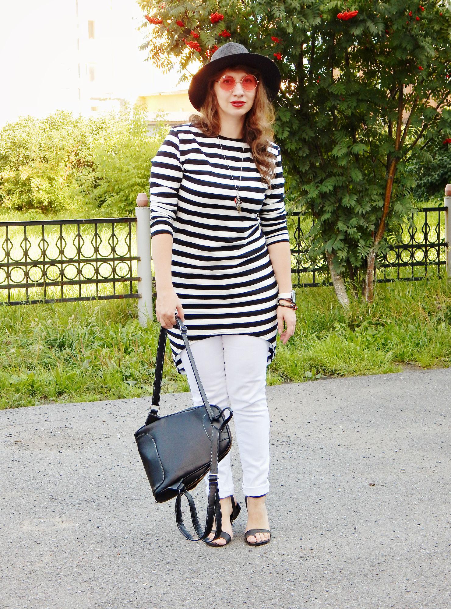 Полоса белая, полоса черная)) http://vk.com/lenusik5lapusik