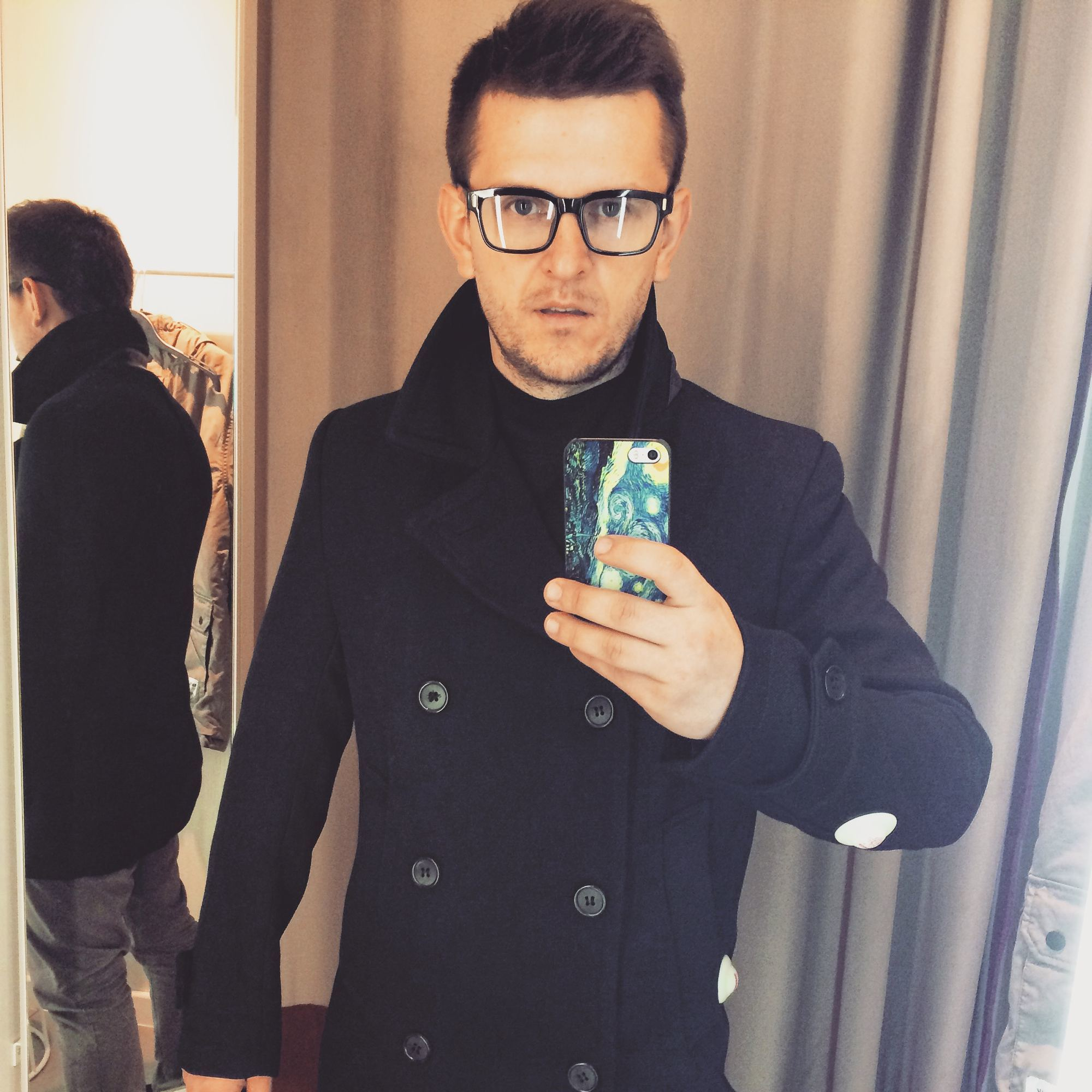 Стильное пальто Befre