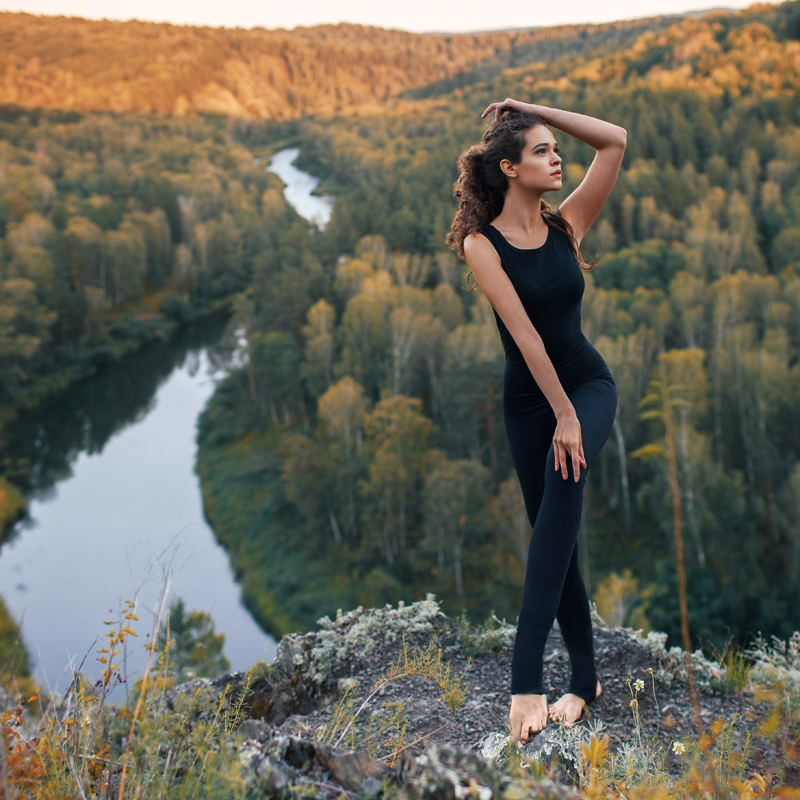 Simurga одежда для йоги из натуральных материалов