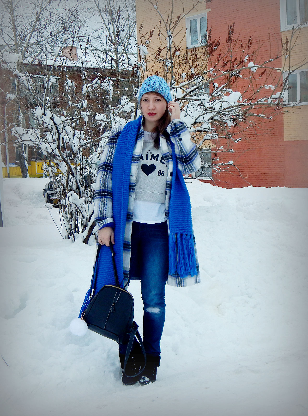 Snowy city...http://vk.com/lenusik5lapusik