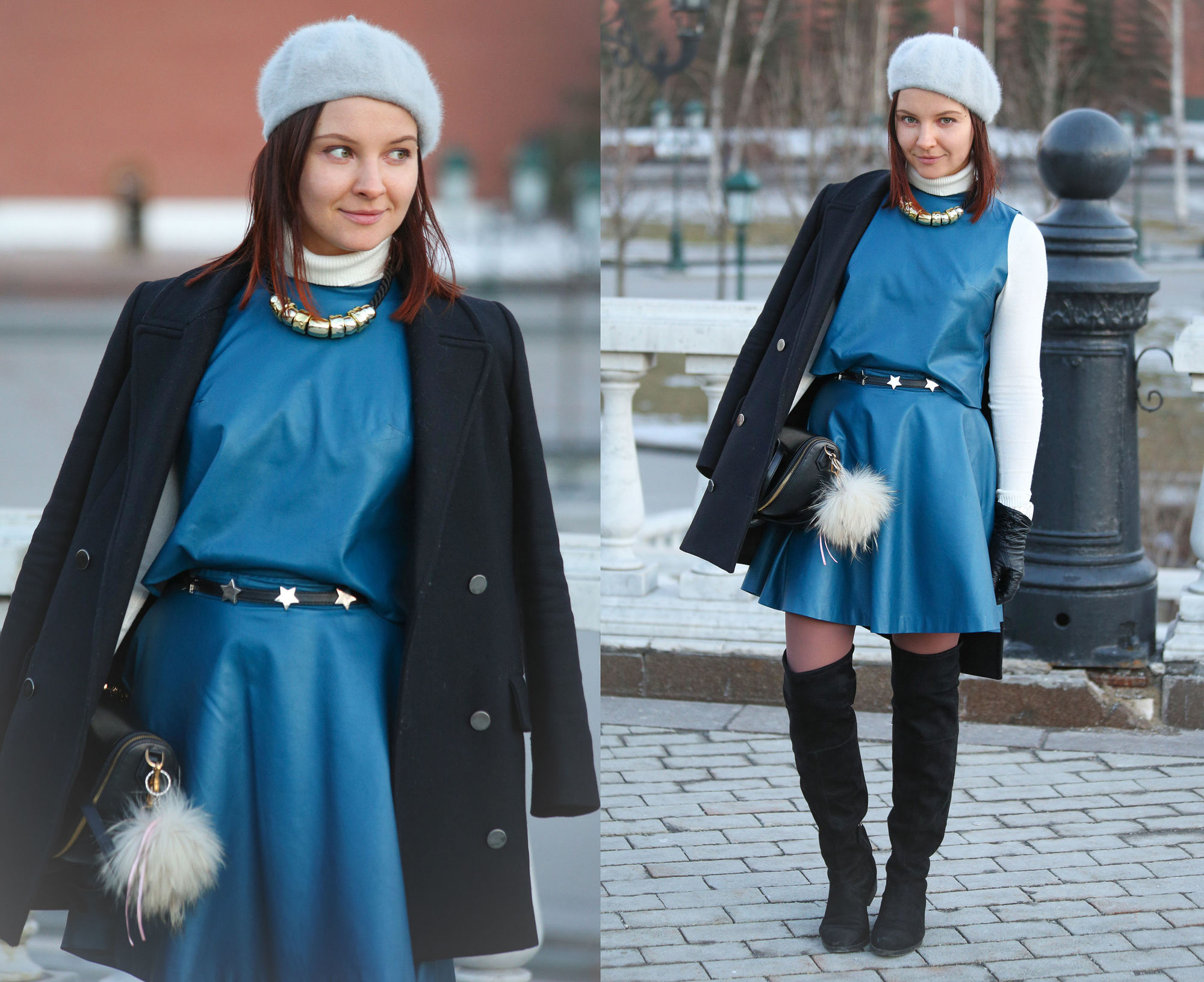 Day 4 - Streetstyle. #MBFWRussia