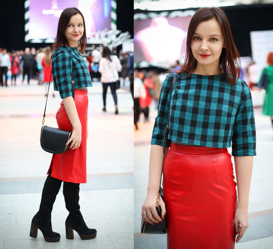 Outfit 1. Moscow Fashion Week