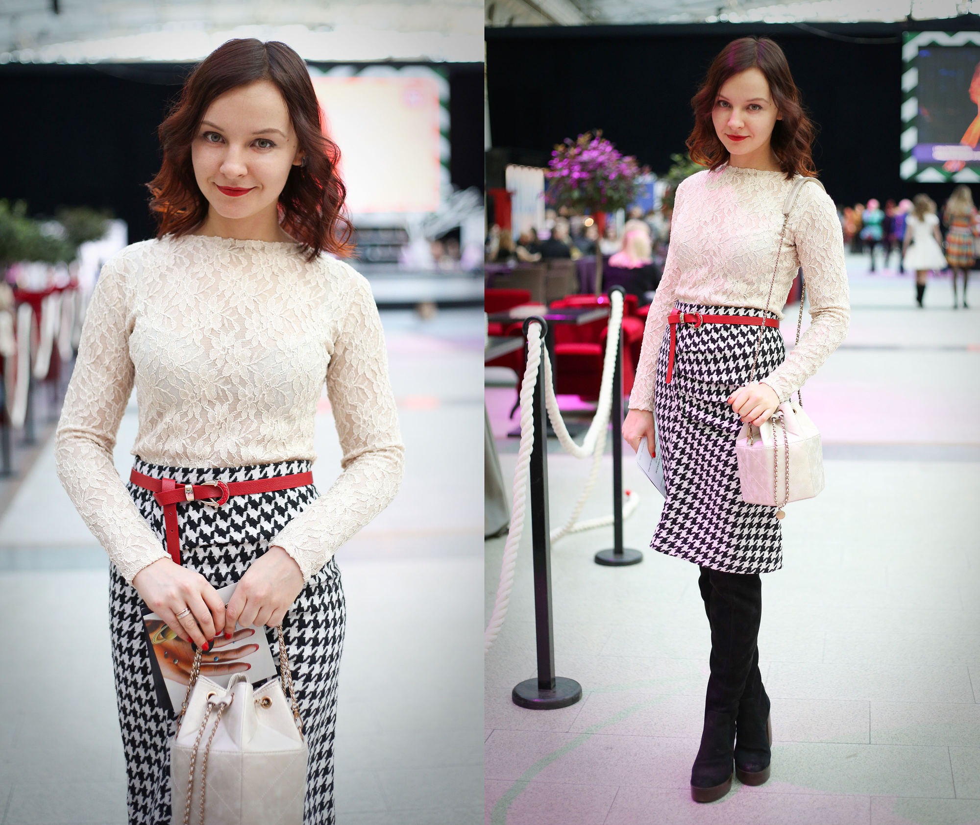 Outfit 2. Moscow Fashion Week