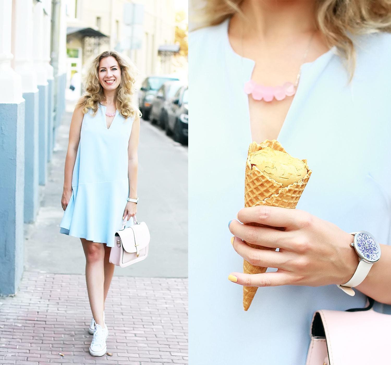 Sweet Blue by Margarita Maslova